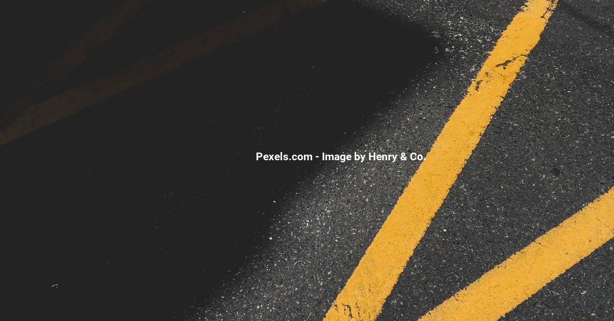Hvilke muligheder har du for asfaltering?